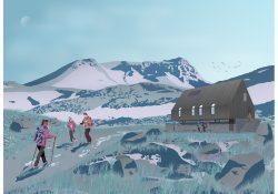 Referencia y Medida en la Cordillera de Ñuble – Katrin Benöhr
