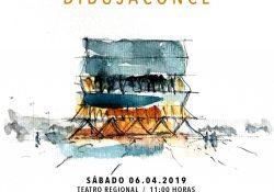 Invitación a la 9º Salida de DIBUJACONCE