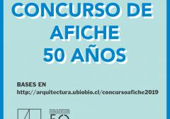 Bases Concurso Afiche 50 Años