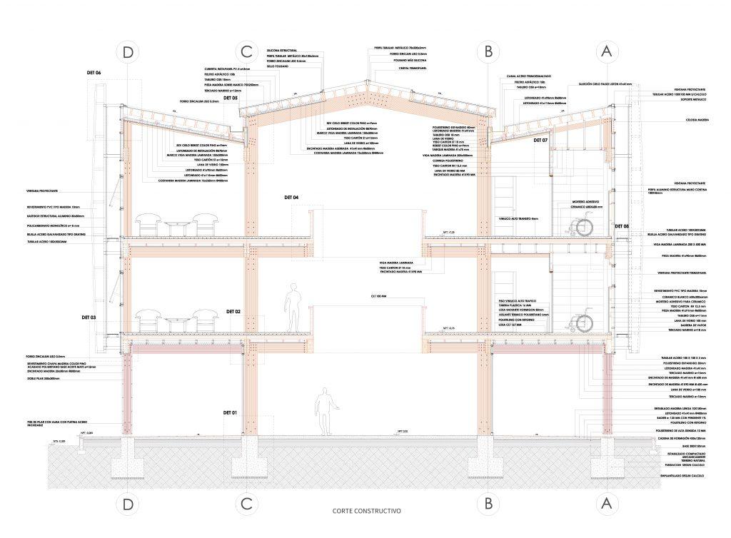 CENTRO DE INNOVACIÓN AGROALIMENTARIO UBB - Escuela de Arquitectura UBB