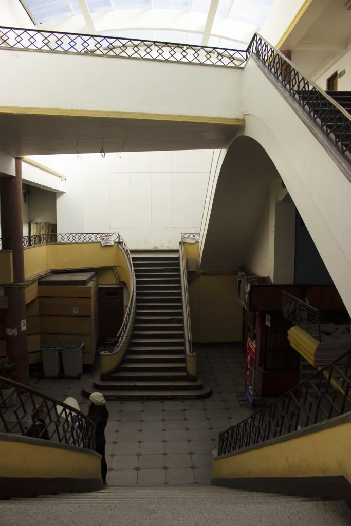 Web Escuela de Arquitectura UBB