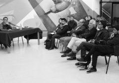 Académico de la Universidad de Alicante Dictó Conferencia en Arquitectura UBB
