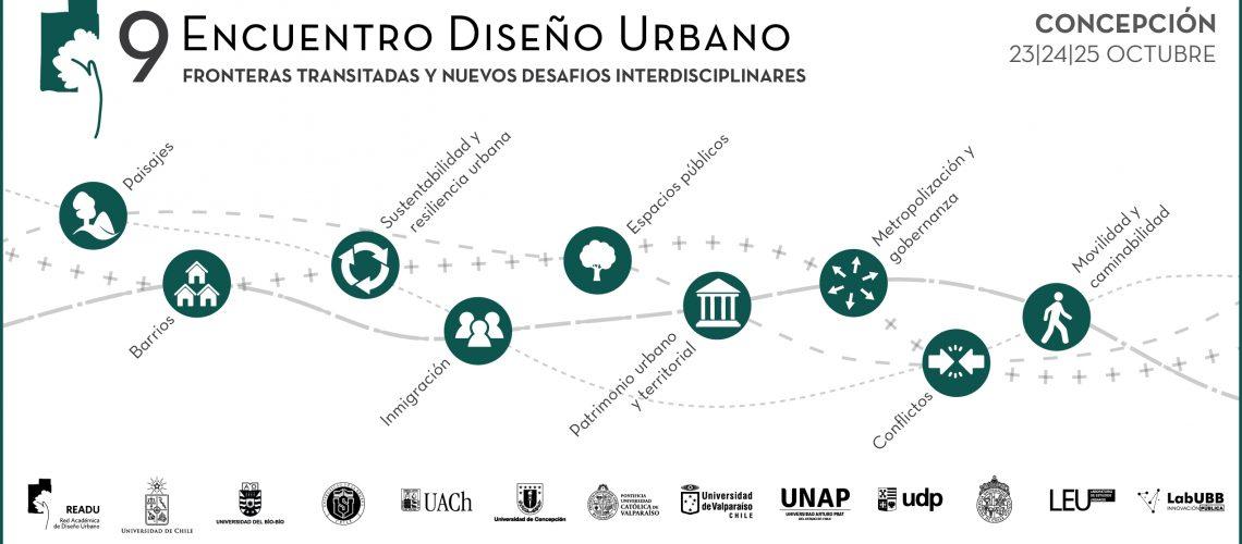 """9º Encuentro READU """"Fronteras Transitadas y Nuevos Desafíos Interdisciplinares"""" [NUEVA FECHA]"""
